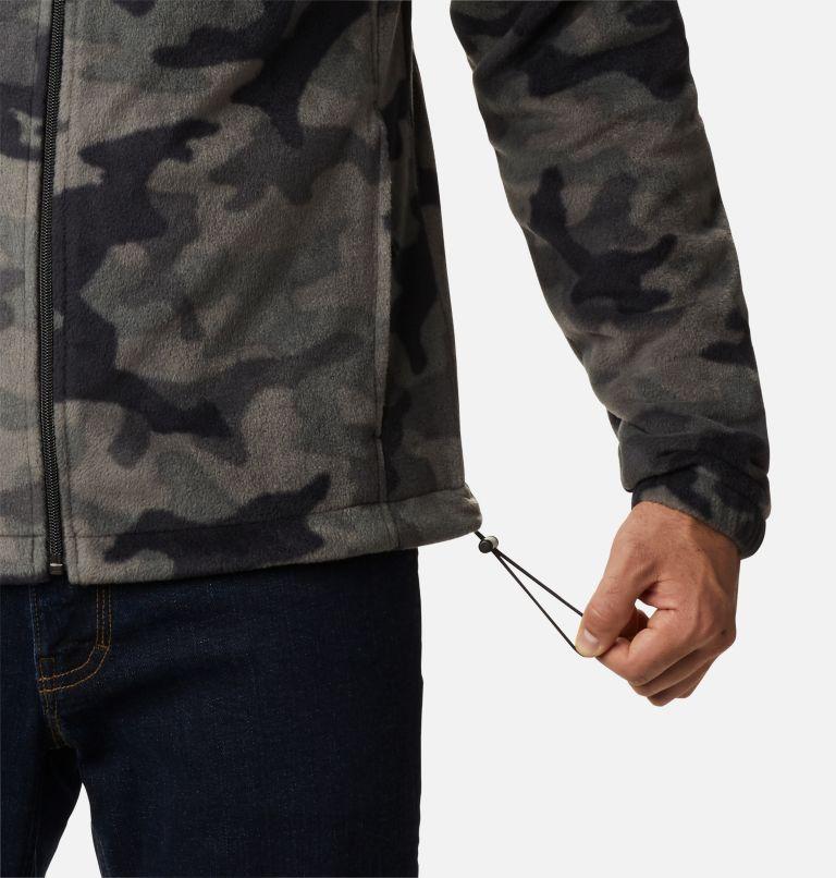 Men's Steens Mountain™ Printed Fleece Jacket Men's Steens Mountain™ Printed Fleece Jacket, a4