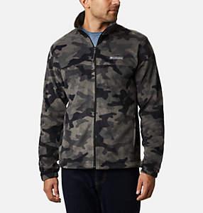 Men's Steens Mountain™ Printed Fleece Jacket