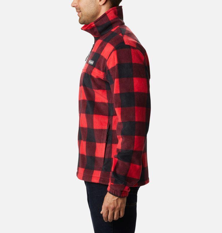 Men's Steens Mountain™ Printed Fleece Jacket Men's Steens Mountain™ Printed Fleece Jacket, a1