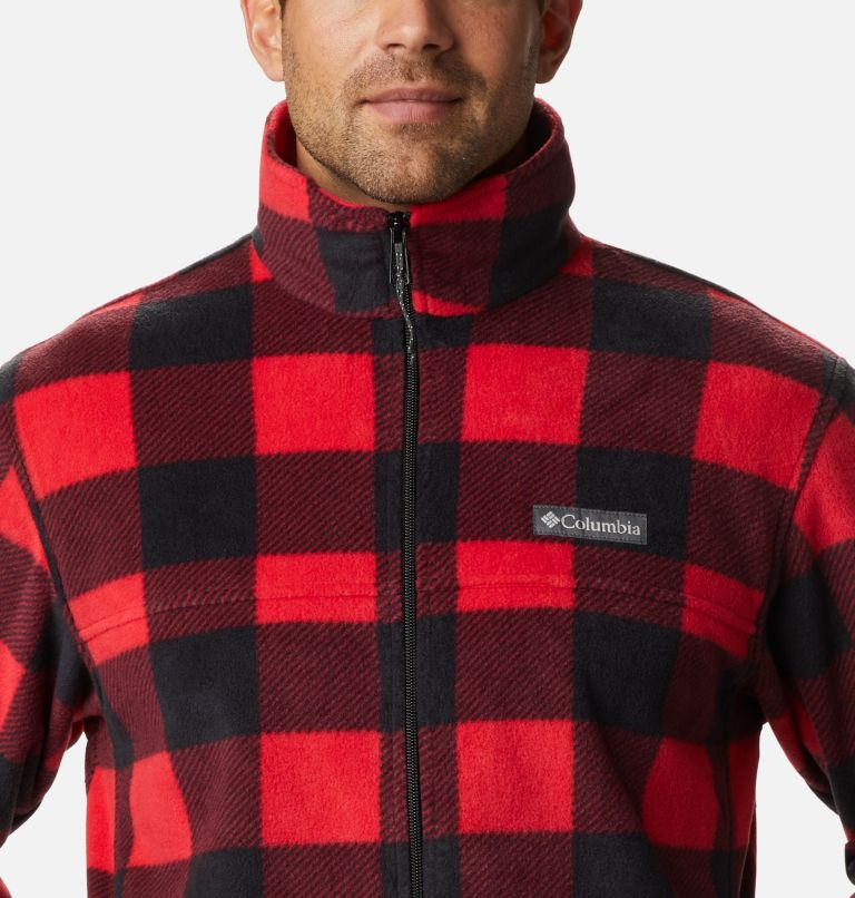 Men's Steens Mountain™ Printed Fleece Jacket Men's Steens Mountain™ Printed Fleece Jacket, a2