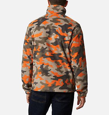 Men's Steens Mountain™ Printed Fleece Jacket Steens Mountain™ Printed Jacket | 022 | S, Harvester Camo, back