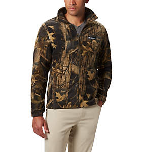 Men's Steens Mountain™ Printed Fleece Jacket