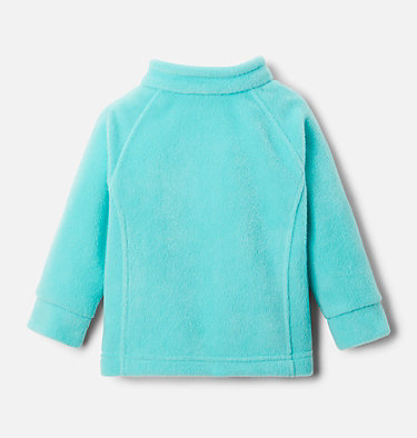 Girls' Infant Benton Springs™ Fleece Jacket Benton Springs™ Fleece | 618 | 12/18, Dolphin, Sea Ice, back