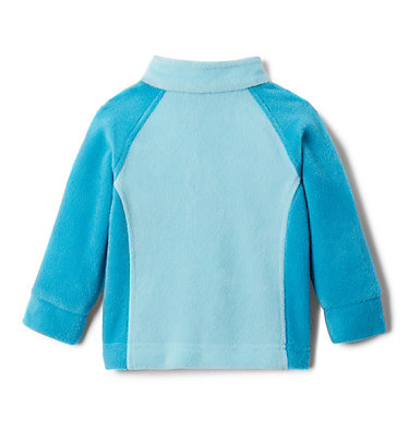 Girls' Infant Benton Springs™ Fleece Jacket Benton Springs™ Fleece | 618 | 12/18, Clear Water, Aquatint, back