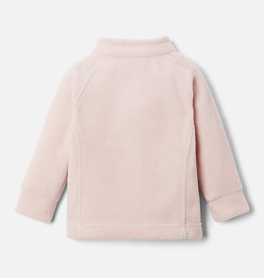 Girls' Infant Benton Springs™ Fleece Jacket Benton Springs™ Fleece | 618 | 12/18, Mineral Pink, back