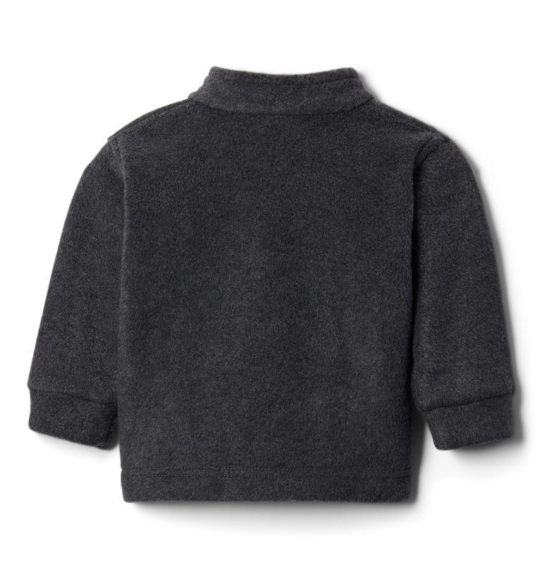 Steens Mt™ II Fleece   008   18/24 Boys' Infant Steens Mountain™ II Fleece Jacket, Charcoal Heather, a1