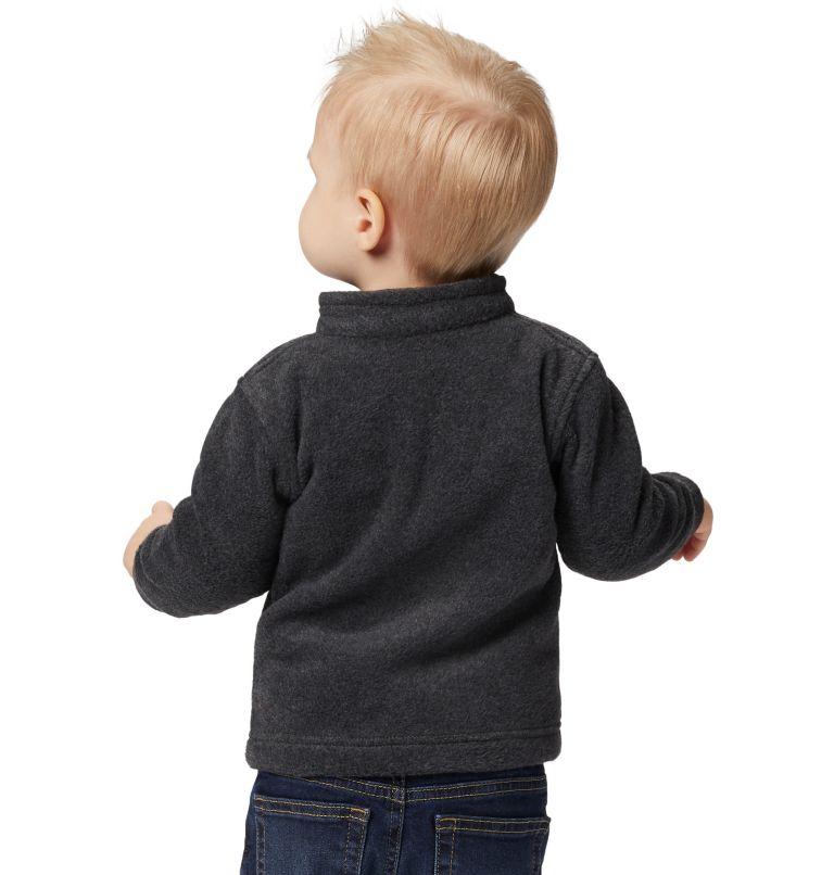 Steens Mt™ II Fleece   008   18/24 Boys' Infant Steens Mountain™ II Fleece Jacket, Charcoal Heather, a3