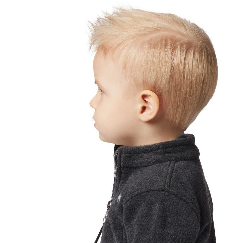 Steens Mt™ II Fleece   008   18/24 Boys' Infant Steens Mountain™ II Fleece Jacket, Charcoal Heather, a5