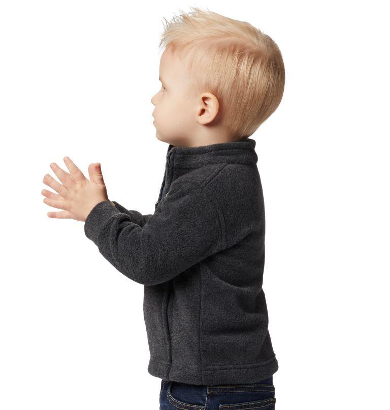 Steens Mt™ II Fleece   008   18/24 Boys' Infant Steens Mountain™ II Fleece Jacket, Charcoal Heather, a6