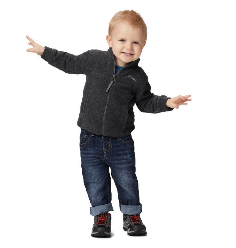 Steens Mt™ II Fleece   008   18/24 Boys' Infant Steens Mountain™ II Fleece Jacket, Charcoal Heather, a7