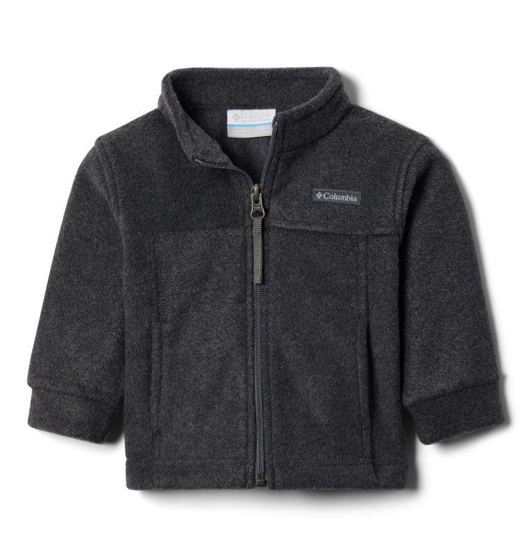 Steens Mt™ II Fleece   008   18/24 Boys' Infant Steens Mountain™ II Fleece Jacket, Charcoal Heather, back