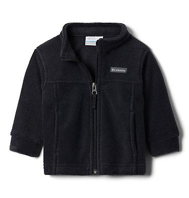 Boys' Infant Steens Mountain™ II Fleece Jacket Steens Mt™ II Fleece | 030 | 12/18, Black, 3/4 front