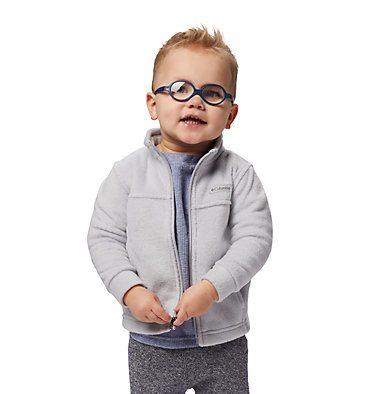 Boys' Infant Steens Mountain™ II Fleece Jacket Steens Mt™ II Fleece | 030 | 12/18, Slate Grey, front