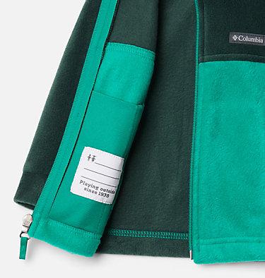 Boys' Infant Steens Mountain™ II Fleece Jacket Steens Mt™ II Fleece | 030 | 12/18, Emerald Green, Spruce, a1