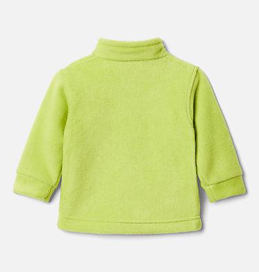 Boys' Infant Steens Mountain™ II Fleece Jacket Steens Mt™ II Fleece | 030 | 12/18, Bright Chartreuse, back