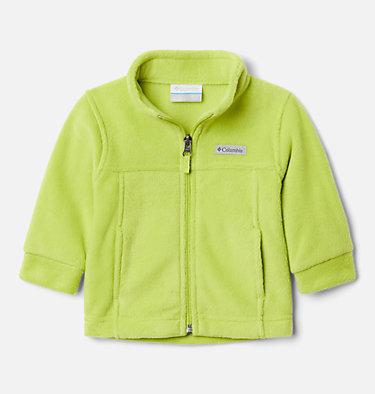 Boys' Infant Steens Mountain™ II Fleece Jacket Steens Mt™ II Fleece | 030 | 12/18, Bright Chartreuse, front