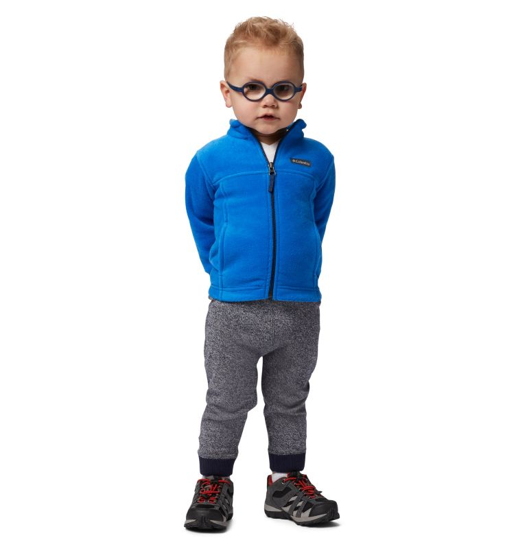 Steens Mt™ II Fleece   438   12/18 Boys' Infant Steens Mountain™ II Fleece Jacket, Super Blue, a9