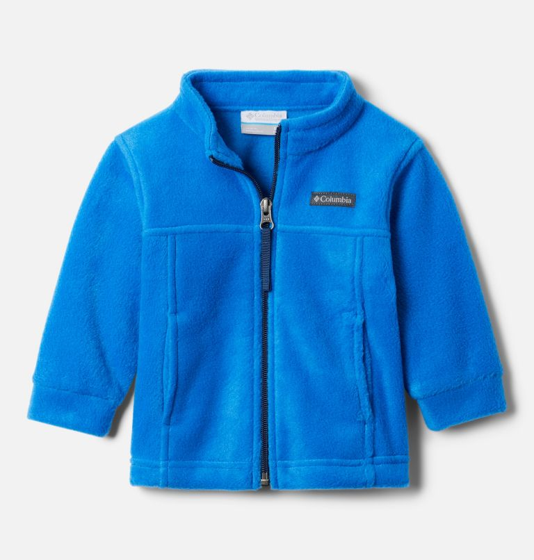 Steens Mt™ II Fleece   438   12/18 Boys' Infant Steens Mountain™ II Fleece Jacket, Super Blue, front