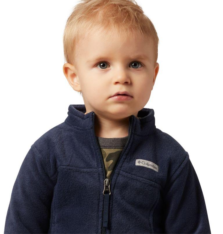 Steens Mt™ II Fleece | 464 | 6/12 Boys' Infant Steens Mountain™ II Fleece Jacket, Collegiate Navy, a2