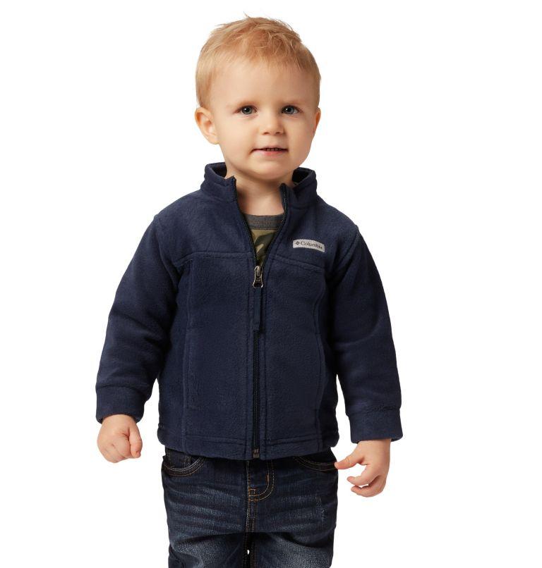 Steens Mt™ II Fleece | 464 | 6/12 Boys' Infant Steens Mountain™ II Fleece Jacket, Collegiate Navy, front