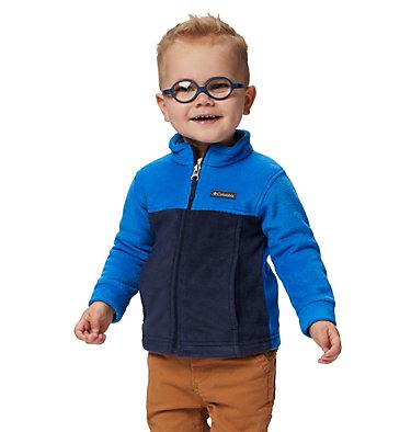 Boys' Infant Steens Mountain™ II Fleece Jacket Steens Mt™ II Fleece | 030 | 12/18, Collegiate Navy, Super Blue, front