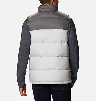 Chaleco Pike Lake™ para hombre Pike Lake™ Vest | 043 | S, Nimbus Grey, City Grey, back