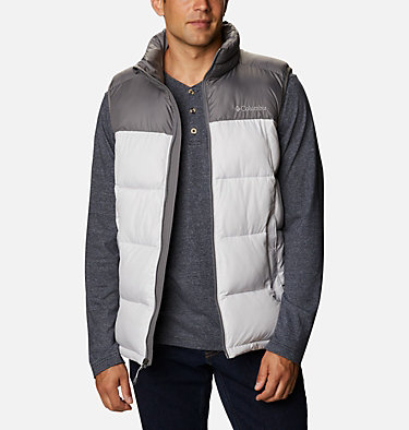 Chaleco Pike Lake™ para hombre Pike Lake™ Vest | 043 | S, Nimbus Grey, City Grey, front