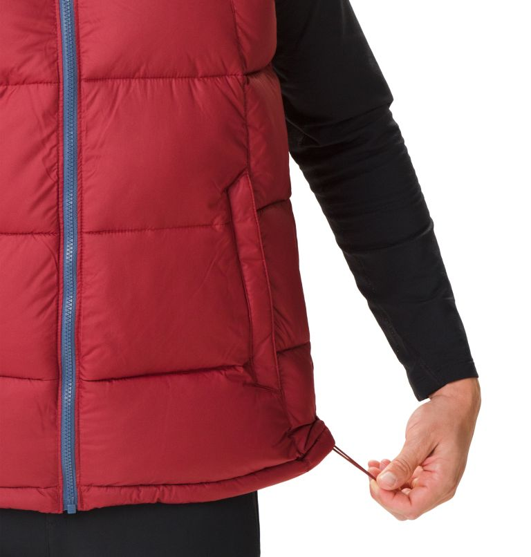 Pike Lake™ Vest | 664 | XL Veste Sans Manches Pike Lake™ Homme, Red Jasper, Dark Mountain, a2