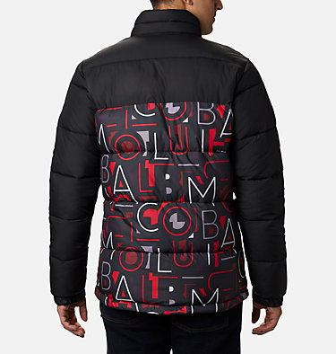 Chaqueta Pike Lake™ para hombre Pike Lake™ Jacket | 009 | S, Black Multi Typo, Black, back
