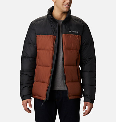 Chaqueta Pike Lake™ para hombre Pike Lake™ Jacket | 009 | S, Dark Amber, Black, front