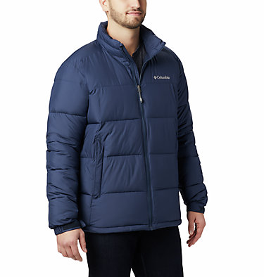 Men's Pike Lake™ Jacket Pike Lake™ Jacket | 009 | S, Collegiate Navy, front