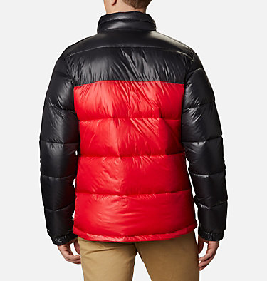Chaqueta Pike Lake™ para hombre Pike Lake™ Jacket | 009 | S, Mountain Red Shine, Shark, back
