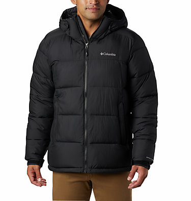 Men's Pike Lake™ Hooded Jacket Pike Lake™ Hooded Jacket | 242 | S, Black, front