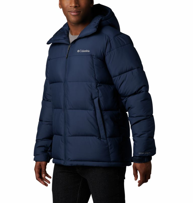 Men's Pike Lake™ Hooded Jacket Men's Pike Lake™ Hooded Jacket, front