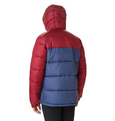 Veste À Capuche Pike Lake™ Homme Pike Lake™ Hooded Jacket   242   S, Dark Mountain, Red Jasper, back