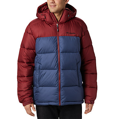 Men's Pike Lake™ Hooded Jacket Pike Lake™ Hooded Jacket | 242 | S, Dark Mountain, Red Jasper
