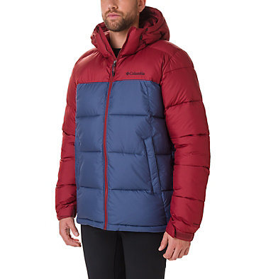 Veste À Capuche Pike Lake™ Homme Pike Lake™ Hooded Jacket | 242 | S, Dark Mountain, Red Jasper, front