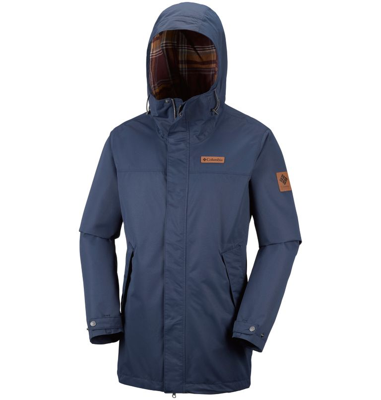 Men's South Canyon™ Long Jacket Men's South Canyon™ Long Jacket, a1