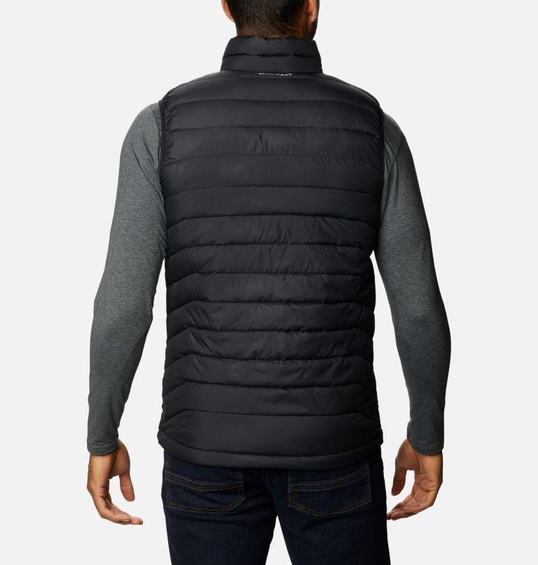 Powder Lite™ Vest | 010 | XXL Gilet Powder Lite da uomo, Black, back