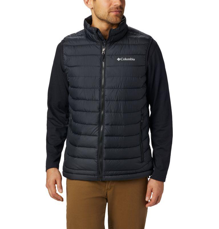 Men's Powder Lite Vest Men's Powder Lite Vest, front