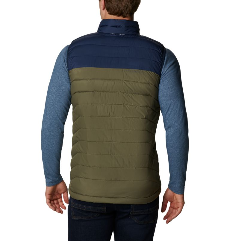 Gilet Powder Lite da uomo Gilet Powder Lite da uomo, back