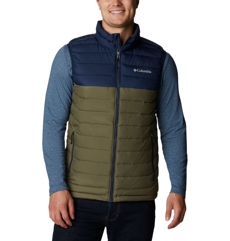 Gilet Powder Lite da uomo Gilet Powder Lite da uomo, front