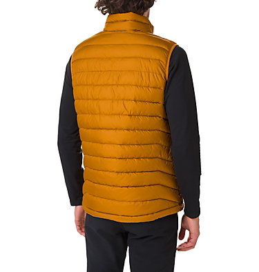 Veste sans Manches Powder Lite Homme Powder Lite™ Vest | 664 | S, Burnished Amber, back