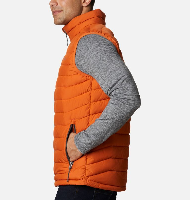 Powder Lite™ Vest | 820 | XL Men's Powder Lite™ Vest, Harvester, a1