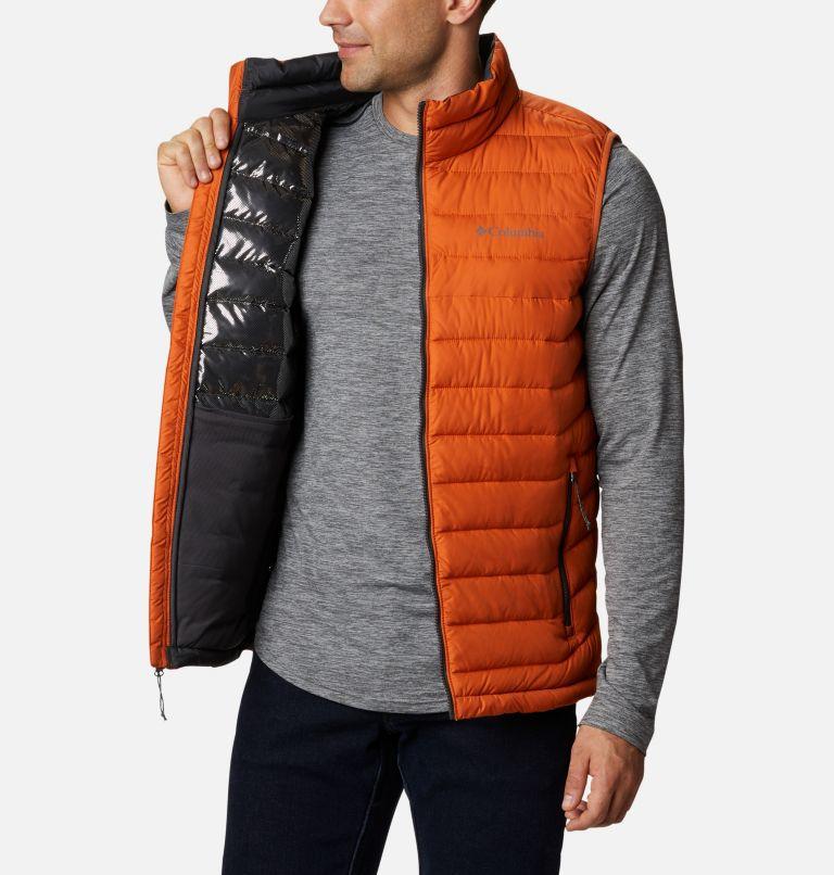 Powder Lite™ Vest | 820 | XL Men's Powder Lite™ Vest, Harvester, a3