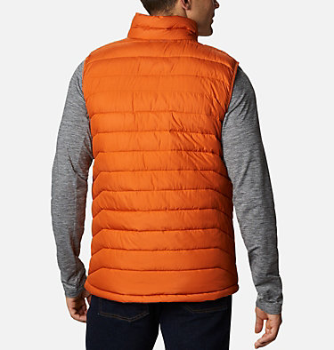 Men's Powder Lite™ Vest Powder Lite™ Vest | 820 | S, Harvester, back