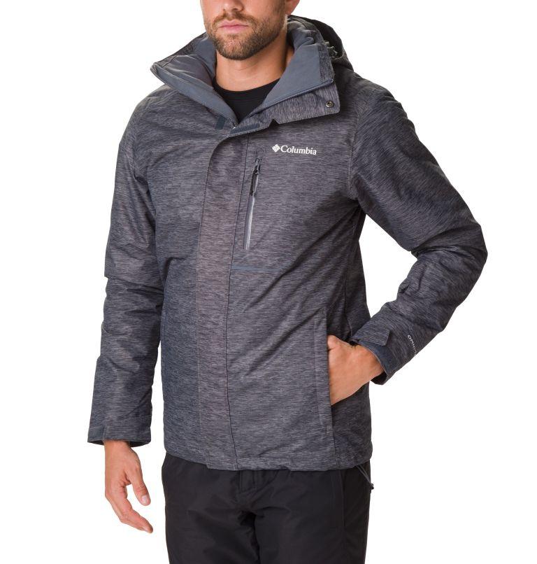 Ride On™ Jacket | 054 | S Men's Ride On™ Ski Jacket, Graphite Heather, a3