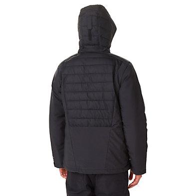 White Horizon Hybrid™ Skijacke für Herren White Horizon Hybrid™ Jacket   011   L, Black, back