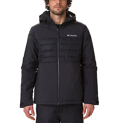 White Horizon Hybrid™ Skijacke für Herren White Horizon Hybrid™ Jacket   011   L, Black, front
