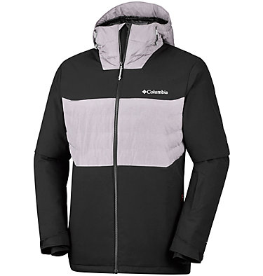 Men's White Horizon Hybrid™ Jacket , front